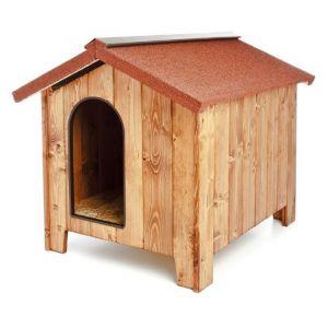 niche-pour-chien-bois-epais-europa-70-toit-rouge-taille-s-m