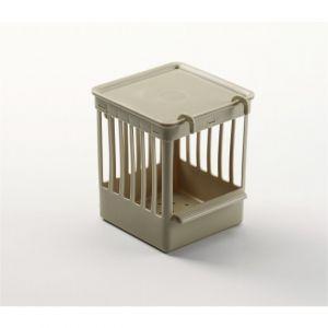 Nichoir pour volière et cage d'élevage oiseaux beige - Fauna