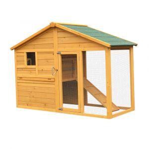 Poulailler Orava toit shingle jusqu'à 4 poules