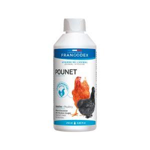 Pounet-traitement-anti-poux-pour-poules-et-volailles-250ml---Francodex