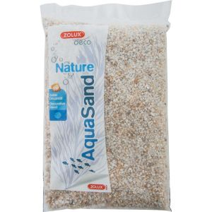 Quartz AquaSand Nature Quartz Blanc 1 Kg