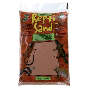 Sable Repti Sand Rouge 4.5Kg