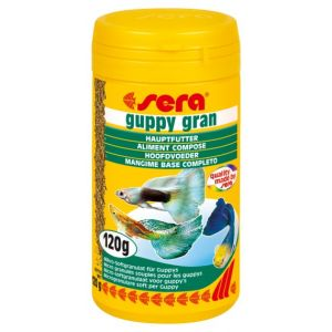 sera guppy gran 250 ml