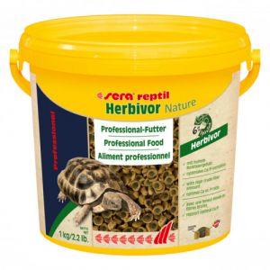 Granulés reptile herbivore Professional Herbivor Nature 3,8L - Sera