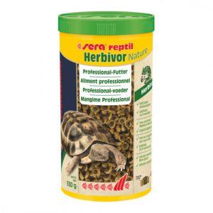 Granulés reptile herbivore Professional Herbivor Nature 1L - Sera