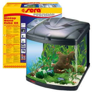Aquarium-Sera-Biotop-Nano-Cube-60