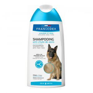 Shampooing chien anti-chute de poils 250ML - Francodex