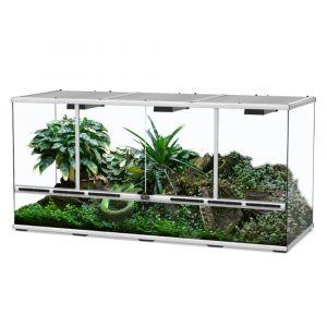 Terrarium-reptile-132x45x60-gris---Aquatlantis
