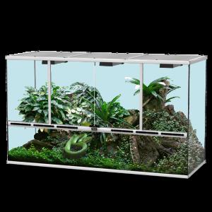 Terrarium 132x45x60 Alu - Aquatlantis