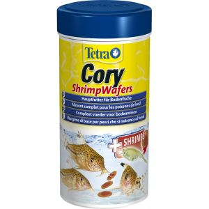 Tetra Cory Shrimp Wafers 250 ML