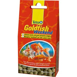Tetra-Goldfish-Weekend