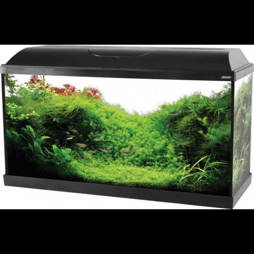 Kit Aquarium Iseo 80 Noir 84l Meuble