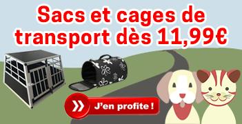 Tous les sacs et cages de transport pour chiens et chat