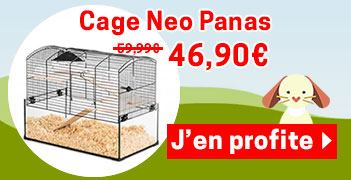 Cage Neo Panas pour rongeur