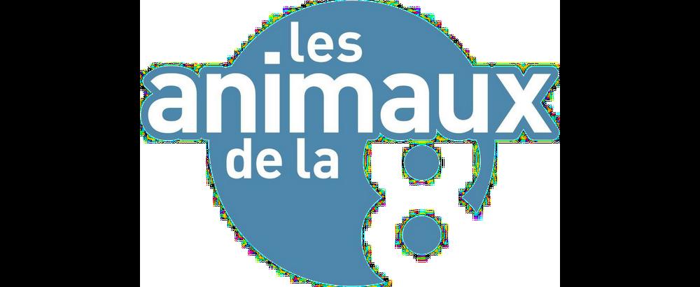 Logo Les Animaux de la 8