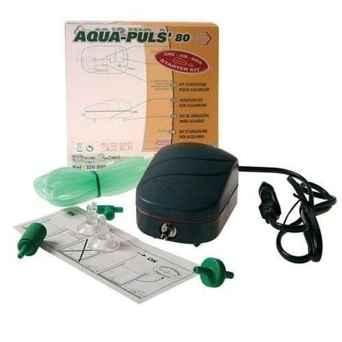Bulleur et pompe à air pour aquarium