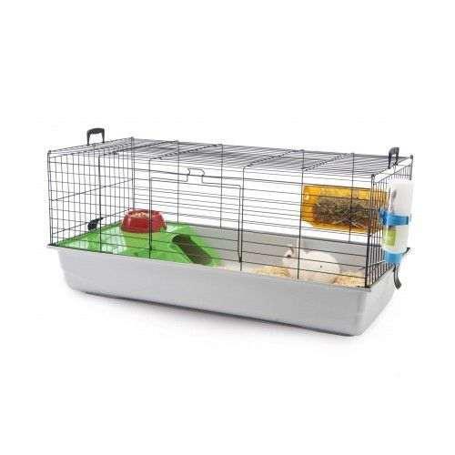 Cage cochon d'inde gamme nero par Savic