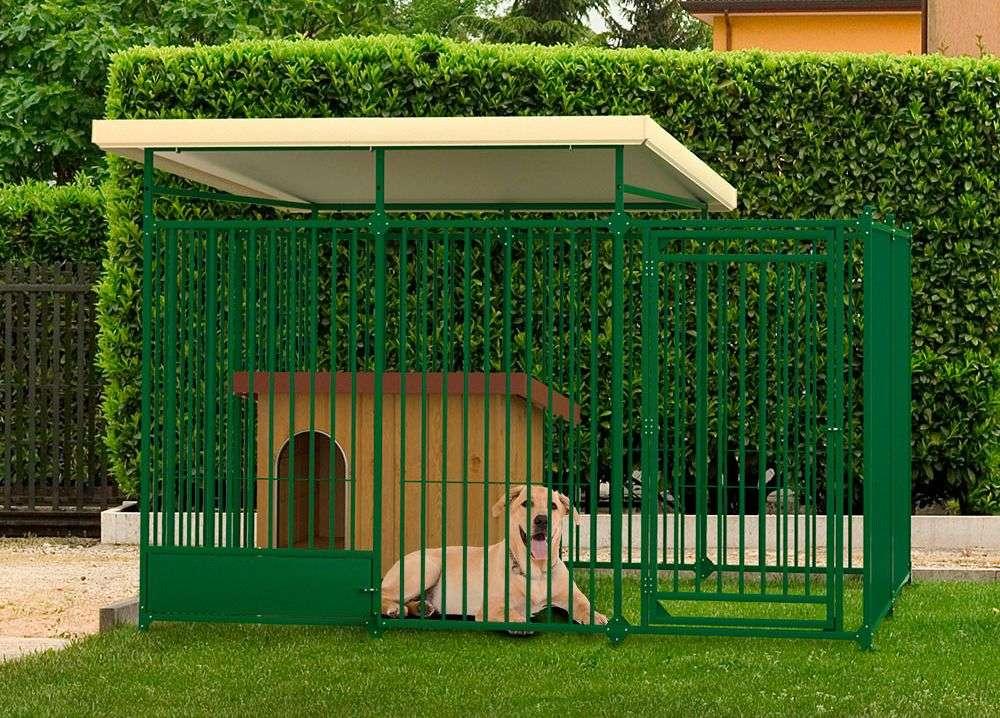 pourquoi choisir un enclos ou chenil pour chien. Black Bedroom Furniture Sets. Home Design Ideas