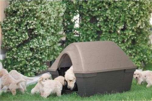 Niches pour chiens en plastique Casa Felice par Zolux